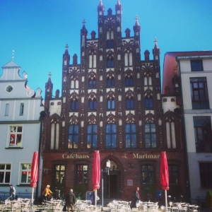Greifswald, Marktplatz