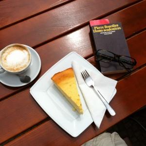 Lesen im Café foto: nw2013
