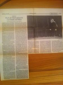 Premierenkritik Rigoletto, das Foto zeigt Eike Wilm Schulte Foto: nw2013