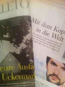 Zeit und FAS Foto: nw2013