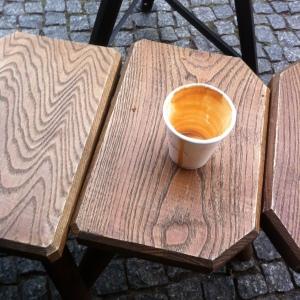 Der Kaffee ist getrunken. Foto: nw2013