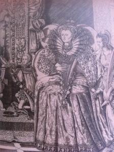 """William Rogers, 1590: Detail aus """"Heinrich VIII. und seine Familie"""" Foto: nw2014"""