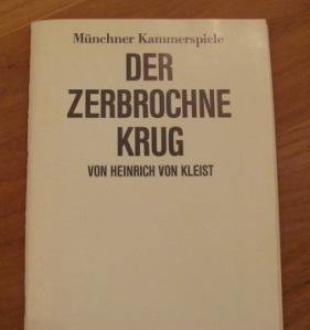 Programmheft der Münchner Kammerspiele Foto: nw2014