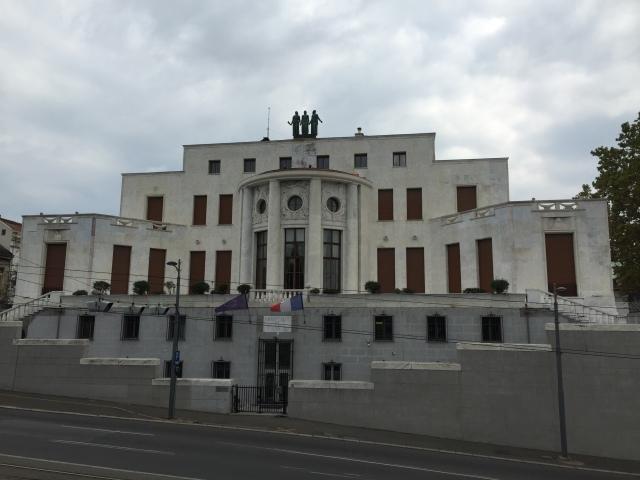 Französische Botschaft Foto: nw2015