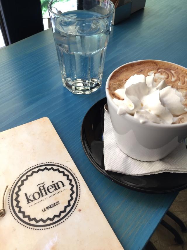 Café Koffein Foto: nw2015