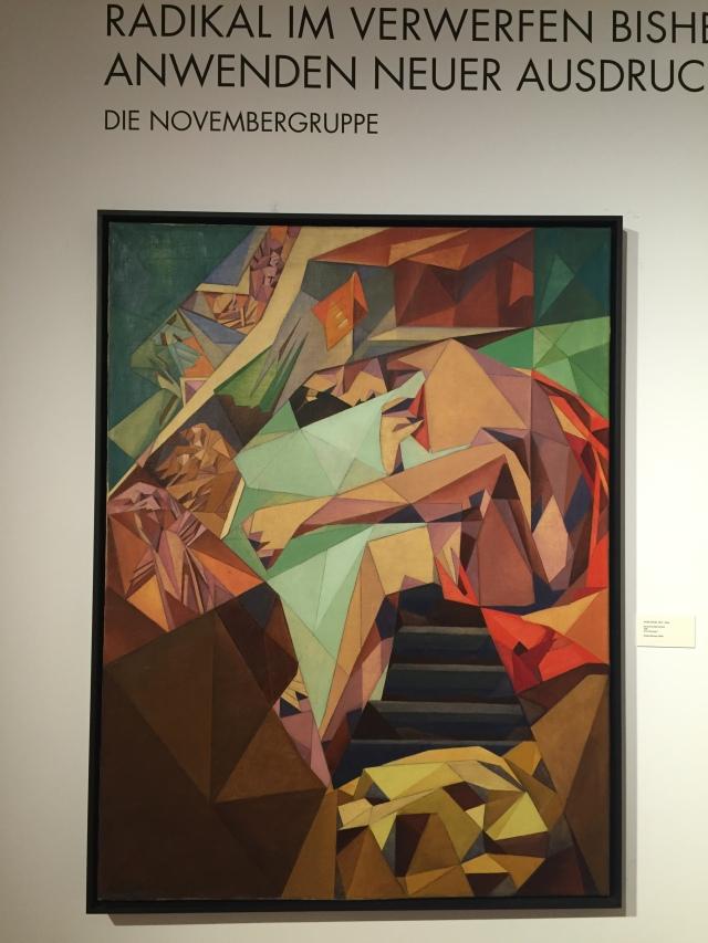 Moritz Melzer, Im Glanz der Sonne, 1918 Foto: nw2015