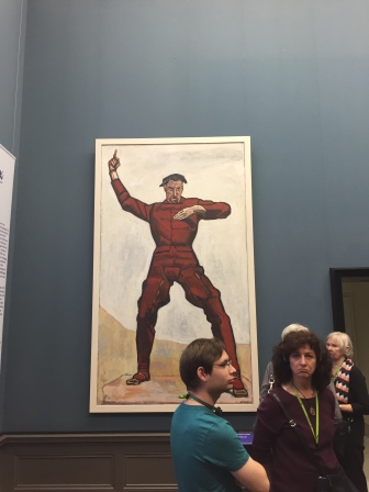 Alte Nationalgalerie Berlin Foto: nw2015