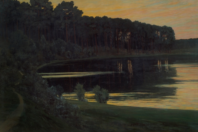 Walter_Leistikow_-_Grunewaldsee_-_Google_Art_Project