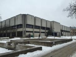 Universitätsbibliothek Foto: nw2016