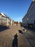 Der Rathausplatz Foto: nw2016