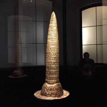 Berliner Goldhut (ca. 1000-800 v. Chr.) Foto: nw2016
