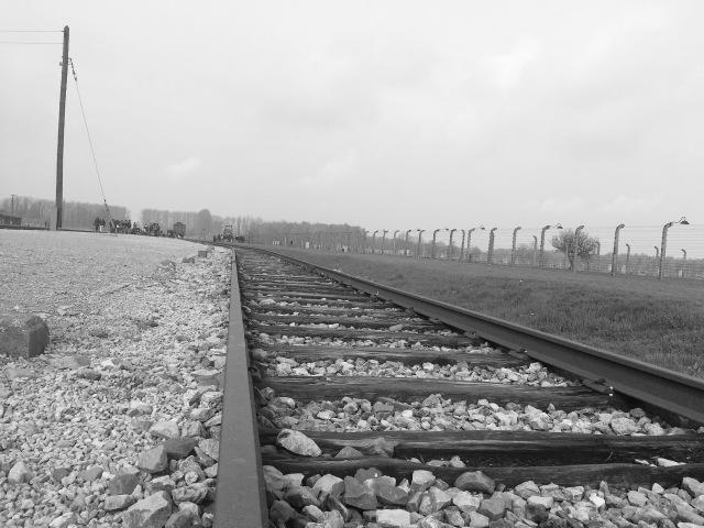 Vernichtungslager Auschwitz Birkenau #Holocaust #KZ