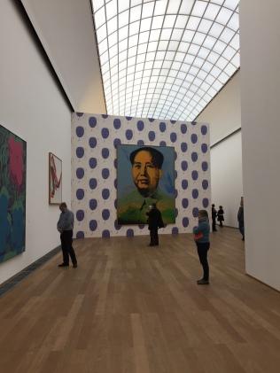 Warhol: Mao Tsetung | Foto nw2017