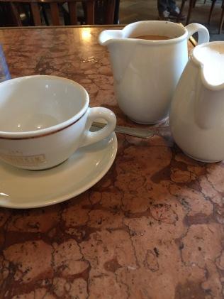 Im Kaffeehaus Foto: nw2017