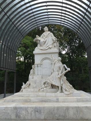 Richard-Wagner-Denkmal im Berliner Tiergarten | Foto: nw2016