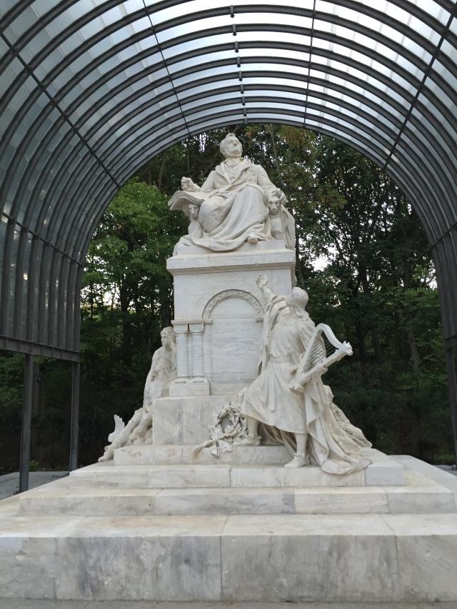 Wagner - Siegfried - Minnesänger - Denkmal