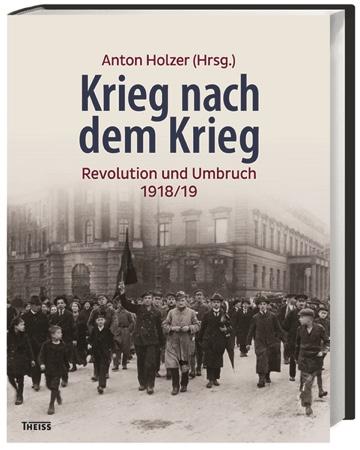 Holzer, Krieg nach dem Krieg #bookcover