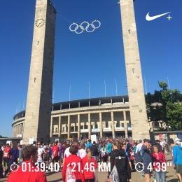 Geschafft! S25 Berlin 2018 #running