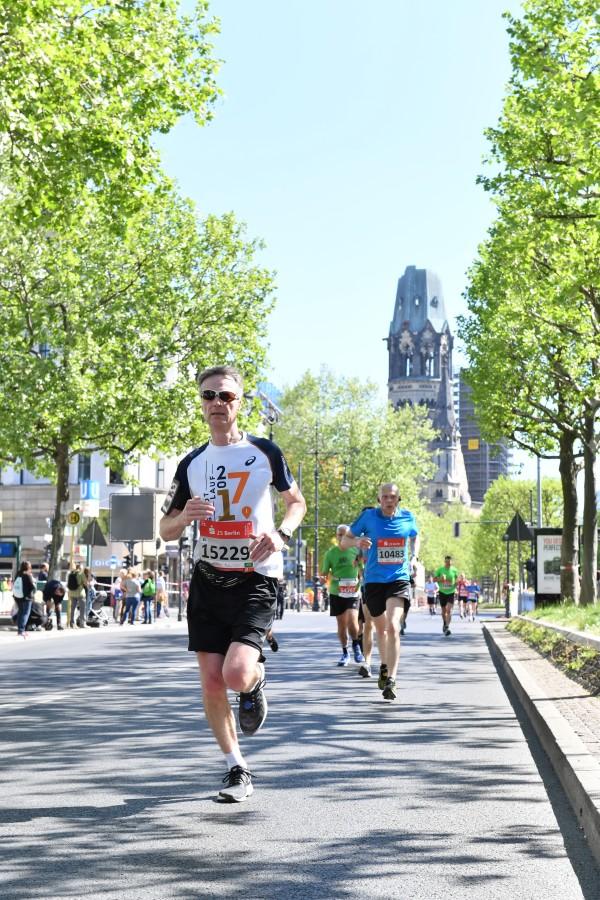 Impression von der Strecke   S25 Berlin 2018 #running