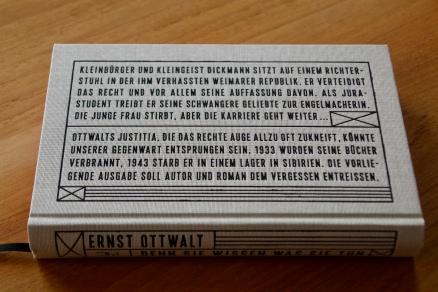 Ernst Gottwald, Denn sie wissen was sie tun | Foto: nw2018 #FurchtbareJuristen