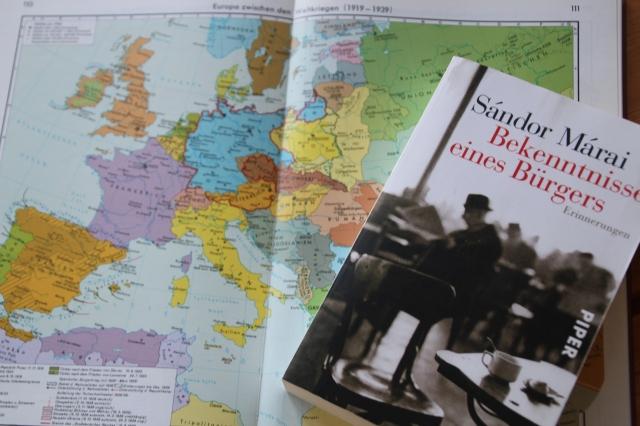 Sándor Márai: Bekenntnisse eines Europäers | Foto: nw2018 #Geschichte