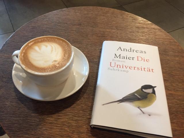 Andreas Maier, Die Universität | Foto: nw2018