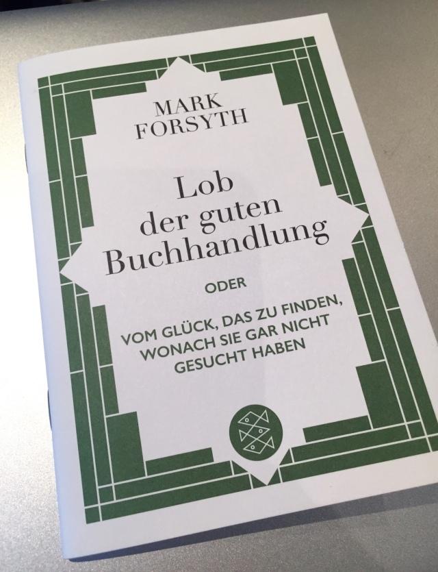 Lob der guten Buchhandlung | Foto: nw2018 #essay