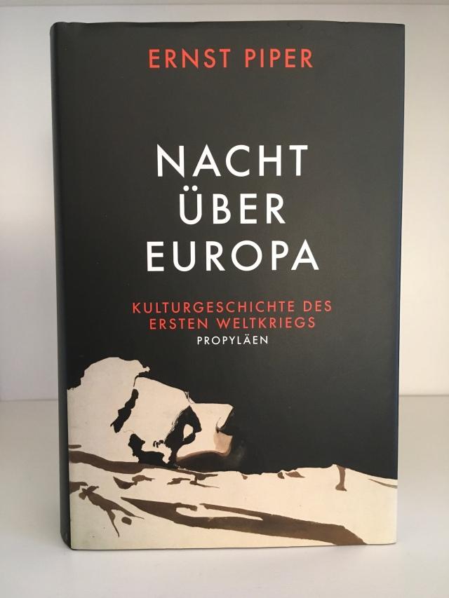 Ernst Piper, Nacht über Europa | Foto nw2018 #3Bücher