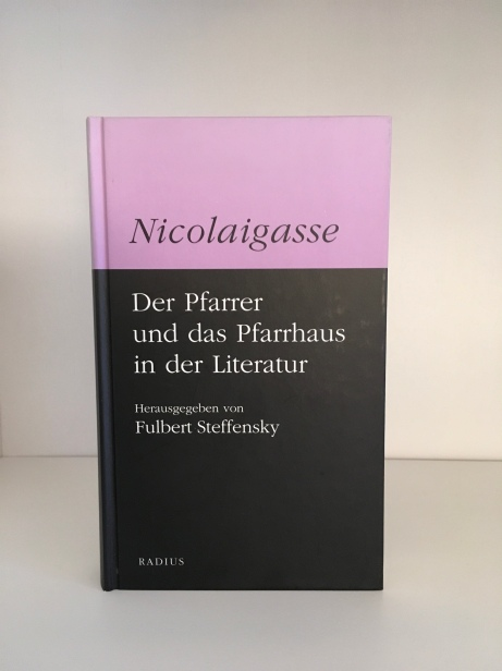 Fulbert Steffensky, Nicolaigasse | Foto: nw2018 #3Bücher