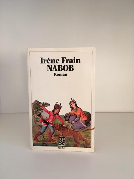 Irène Frain, Nabob |foto nw2018 #3Bücher