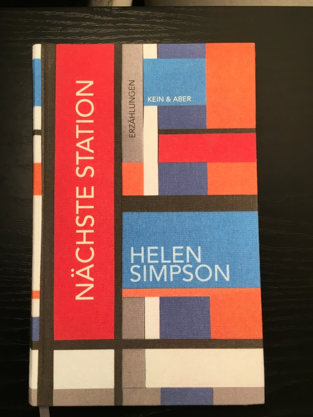 Helen Simpson, Nächste Station | Foto: nw2019 #Kurzgeschichten