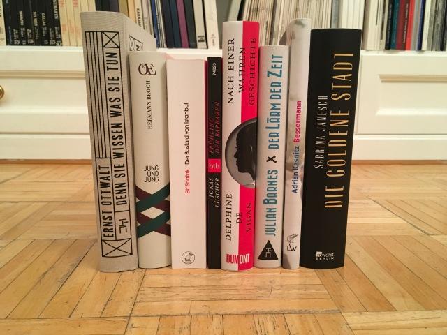 Romane und ihre Titel | Foto: nw2019 #buchtitel