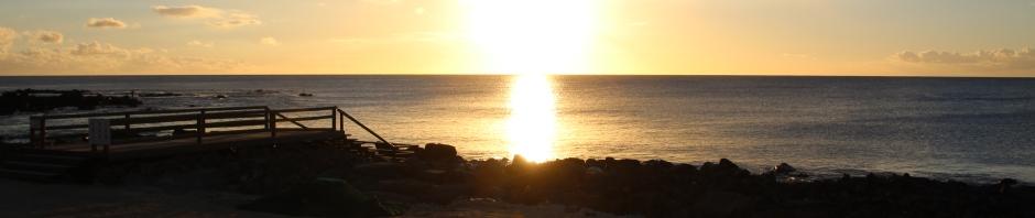 Sonnenuntergang am Meer | Foto nw2018