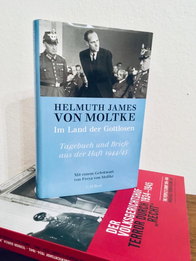 Helmuth James von Moltke, Tagebuch und Briefe aus der Haft, 2008 | Foto: nw2019 #Nationalsozialismus #Widerstand