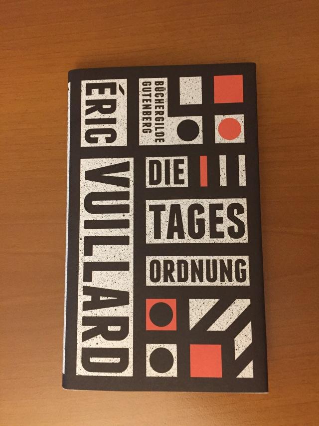 Vuillard, die Tagesordnung | Foto nw2019 #Geschichte #Nationalsozialismus