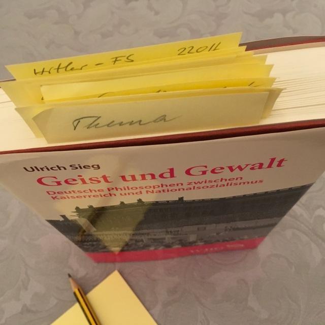 Ulrich Sieg, Geist und Gewalt |Foto: nw2019 #Geschichte #Deutschland