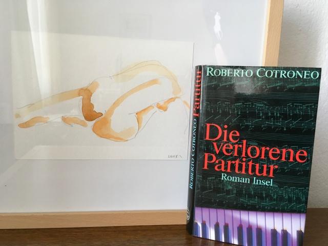 Roberto Cotroneo, Die verlorene Partitur | Foto: nw2019