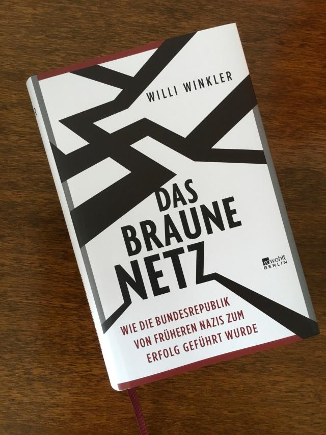 Willi Winkler, Das braune Netz | Foto: nw2019 #Sachbuch