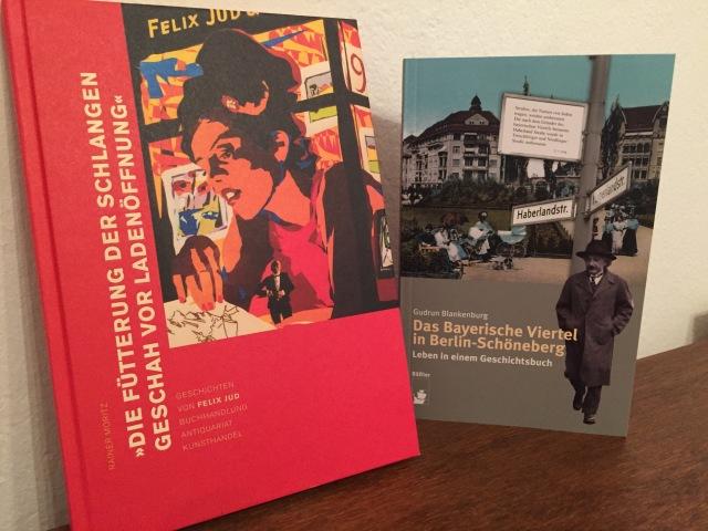 Buchhandlung Felix Jud in Hamburg | Bayerisches Viertel in Berlin