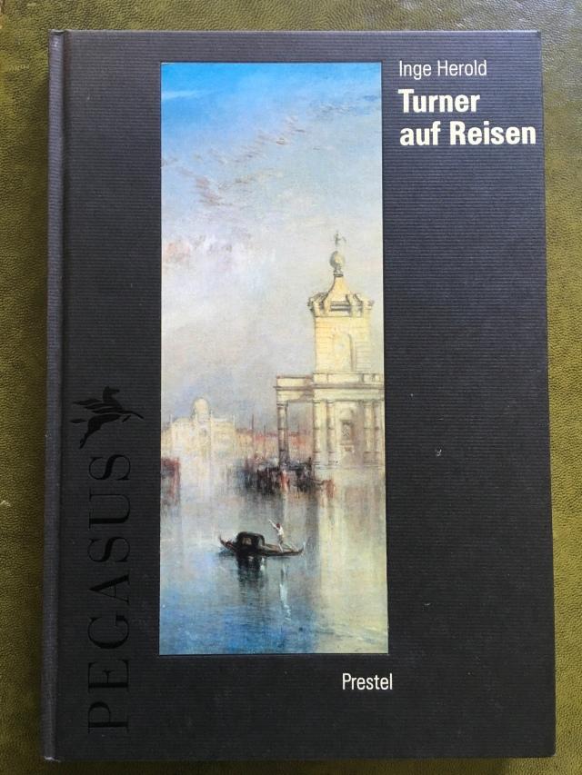 Inge Herold, Turner auf Reisen