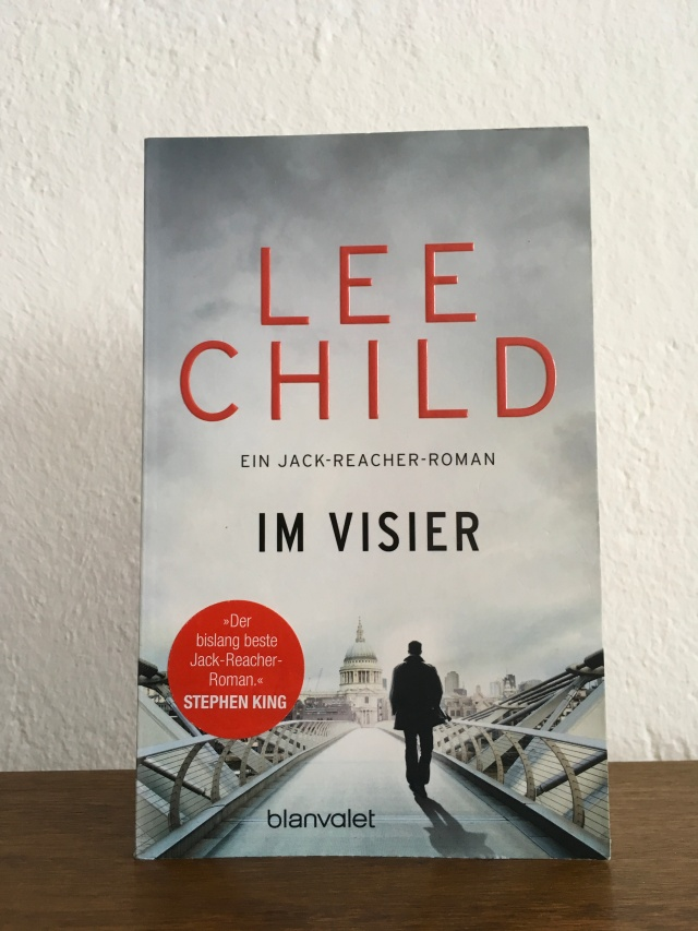 Lee Child, Im Visier | Foto: nw2019