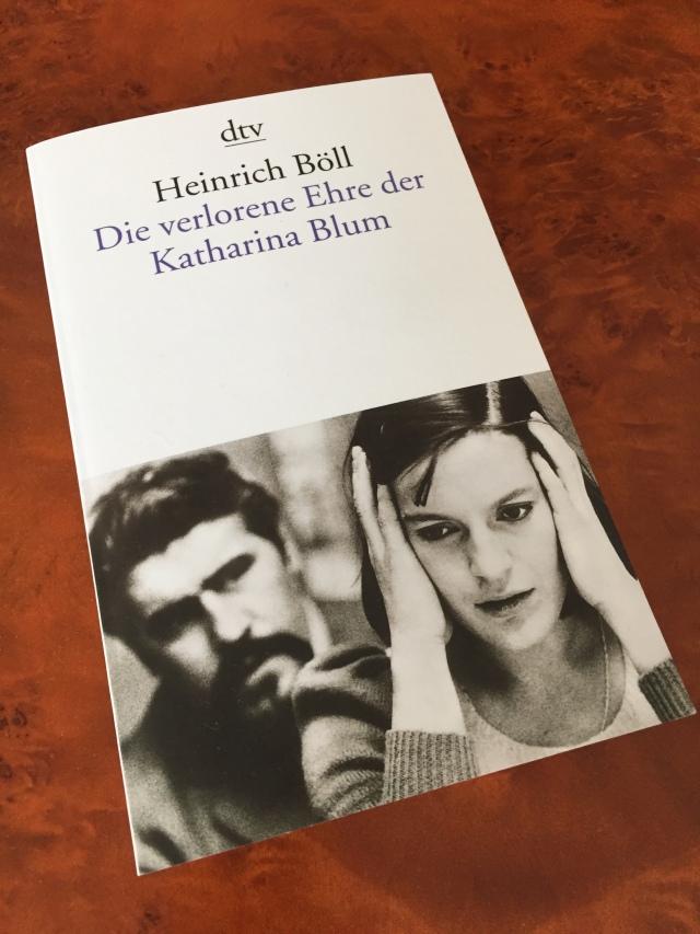 Heinrich Böll, Die verlorene Ehre der Katharina Blum | Foto: nw2019 #Literatur