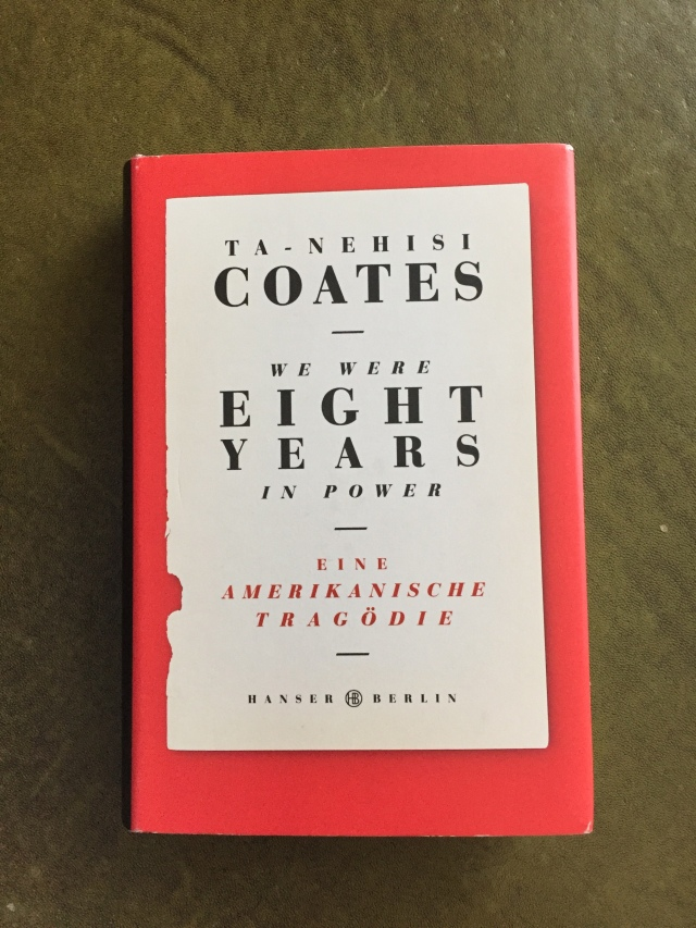 Ta-Nehisi Coates, We were eight years in power | Foto: nw2019