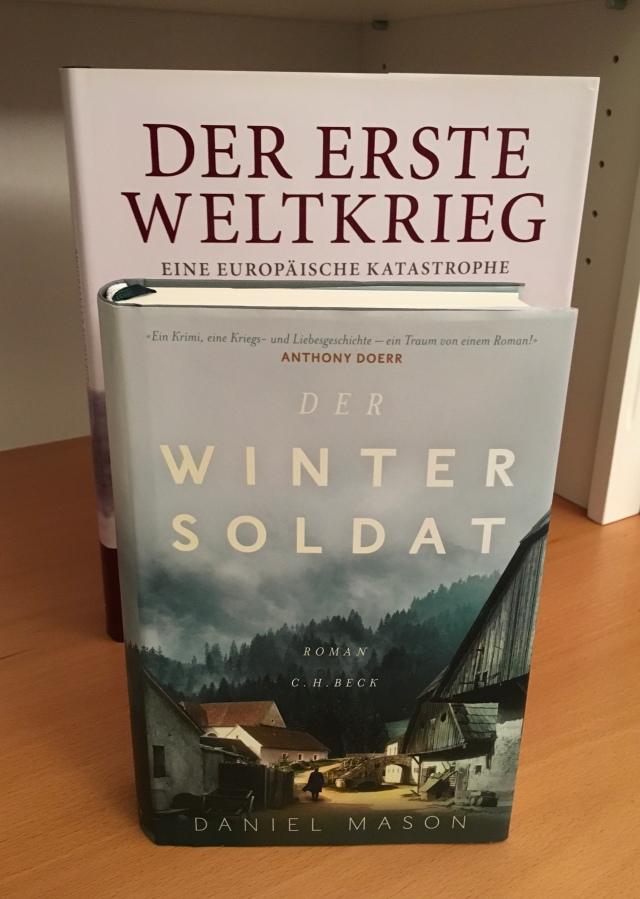 Daniel Mason, Der Wintersoldat | Foto: nw2019