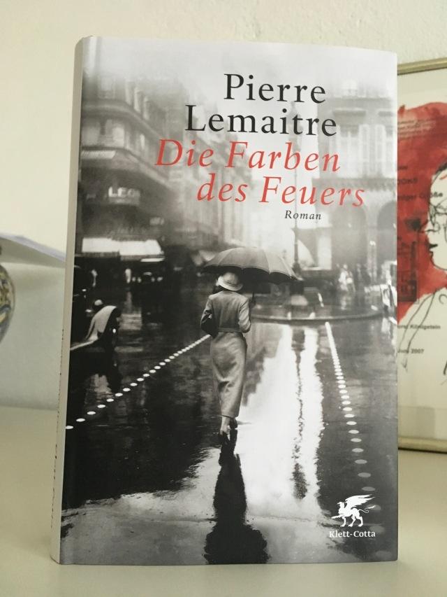 Pierre Lemaitre, Die Farben des Feuers | Foto: nw2019