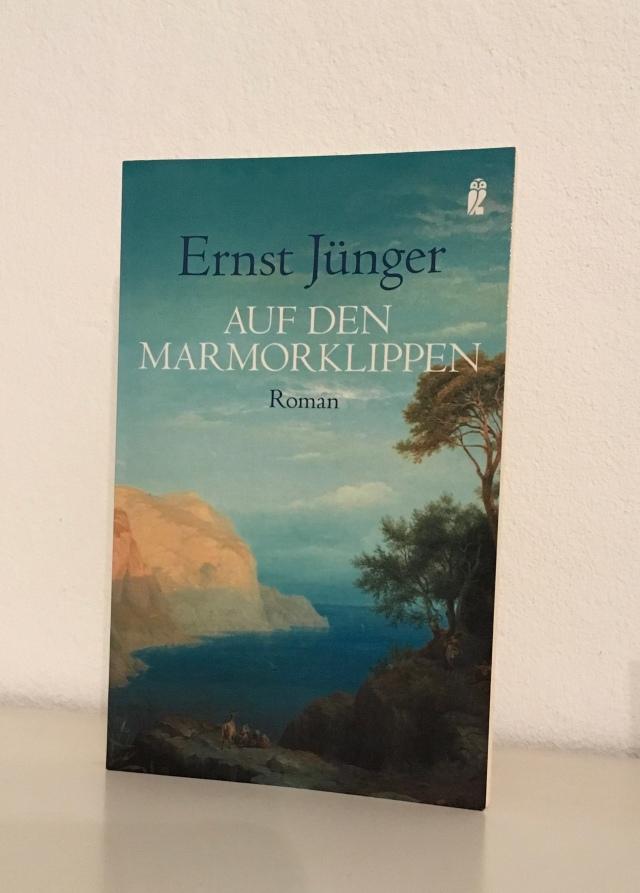 Ernst Jünger, Auf den Marmorklippen | Foto: nw2019