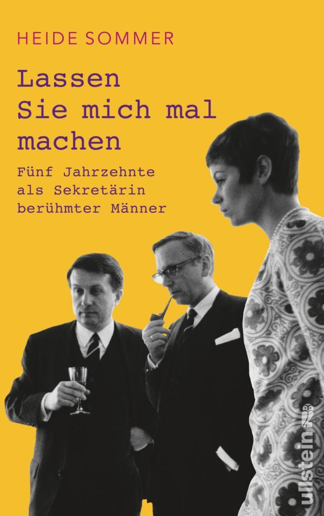 Heide Sommer, Lassen Sie mich mal machen | Foto: Verlagswebseite