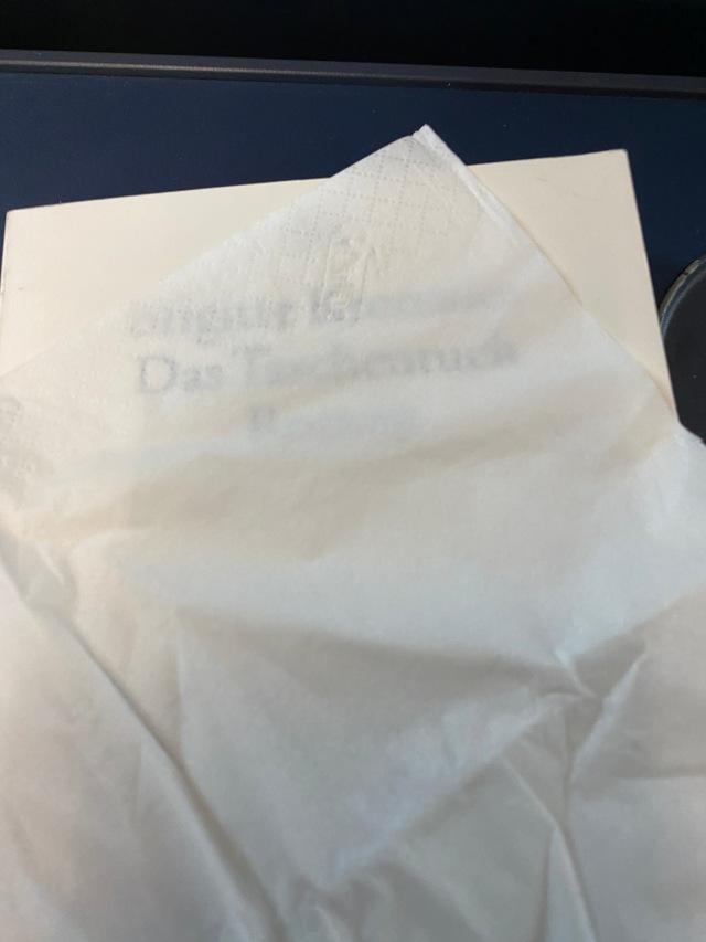 Brigitte Kronauer, Das Taschentuch | Foto: nw2019