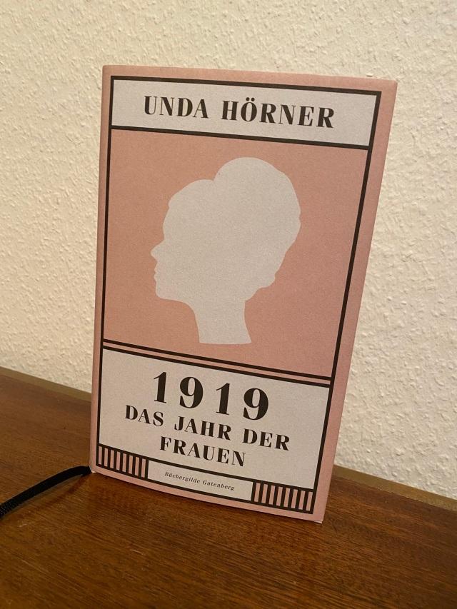 Unda Hörner, 1919: Das Jahr der Frauen | Foto: nw2020