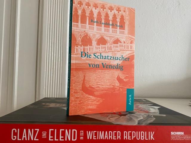 Ruth Landshoff-Yorck, Die Schatzsucher von Venedig | Foto: nw2020